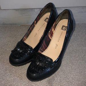 Anne Klein iflex Thornton Oxford Heels